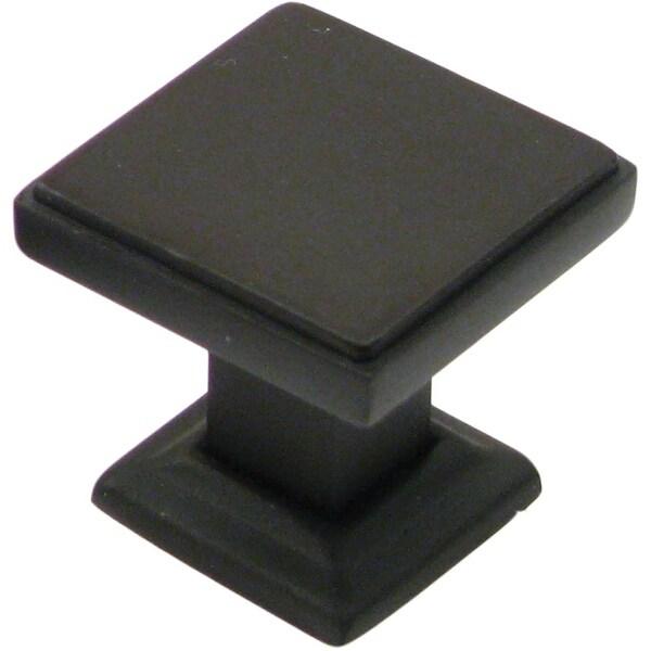 Rusticware 991 1-1/8 Inch Square Cabinet Knob