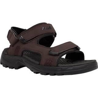 bd26dbb1a9587 Buy Fila Men s Sandals Online at Overstock