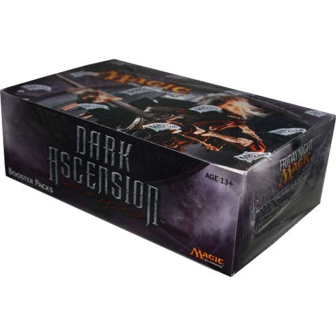 Magic: The Gathering Dark Ascension Booster Box