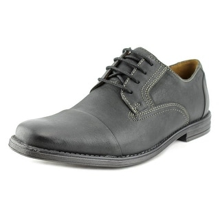 Clarks Holmby Cap Men Cap Toe Leather Oxford