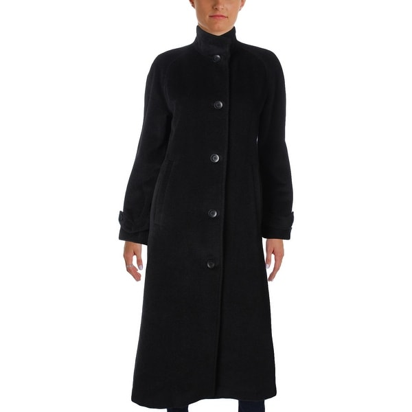 Shop Jones New York Womens Maxi Coat Winter Wool - Free
