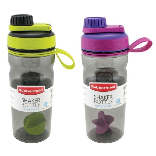 Rubbermaid 1896463 Shaker Water Bottle