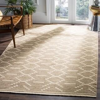 Safavieh Handmade Flatweave Kilim Marin Wool Rug
