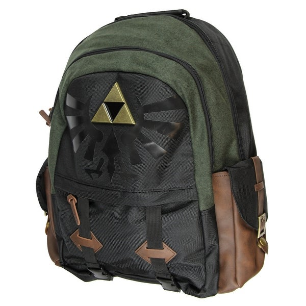 Shop Legend of Zelda Link Medieval Backpack - Free Shipping Today ... 298600ddb33fe