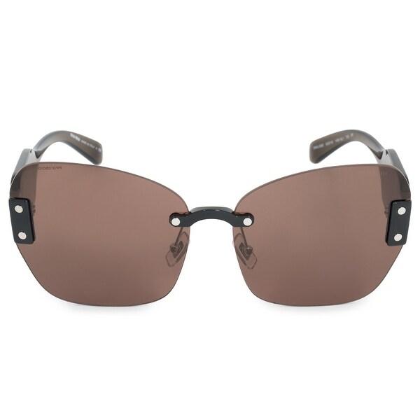 96be0cb6d441 Shop Miu Miu Butterfly Sunglasses SMU08SS 1AB9L1 63 - Free Shipping ...
