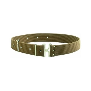 """CLC C501 ToolWorks Cotton Web Work Belt, 2.25"""" W"""