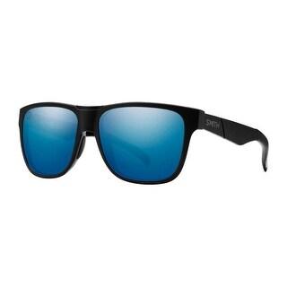 Smith Optics Sunglasses Mens Lowdown Black Salty Polarized Blue LDCP