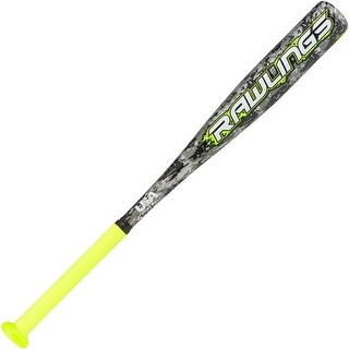 "Rawlings Raptor 2018 USA Baseball -12 Drop 2-1/4"" Barrel T-Ball Bat (25""/13 oz)"