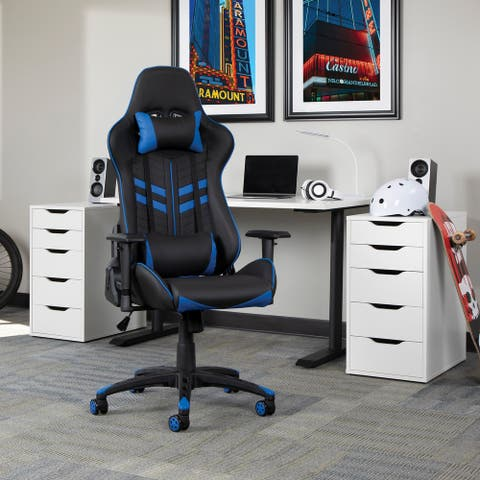OFM Essentials High-back Ergonomic Racing Gaming Chair