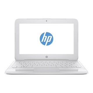 HP Stream Laptop PC 11-Y012NR 4GB RAM, 32GB eMMC, Snow White