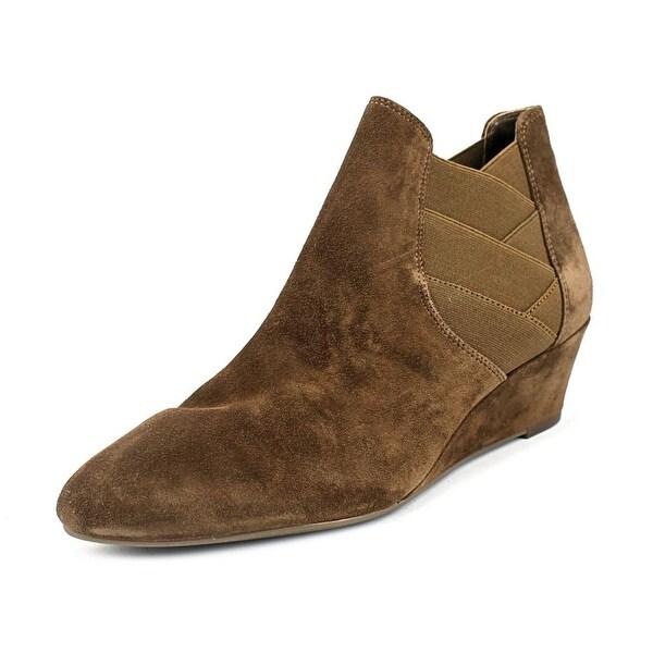 Via Spiga Harlie Chestnut Boots
