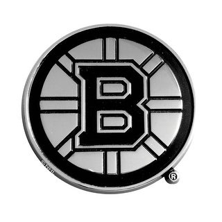 "NHL - Boston Bruins Emblem - 2.5"" x 4"""