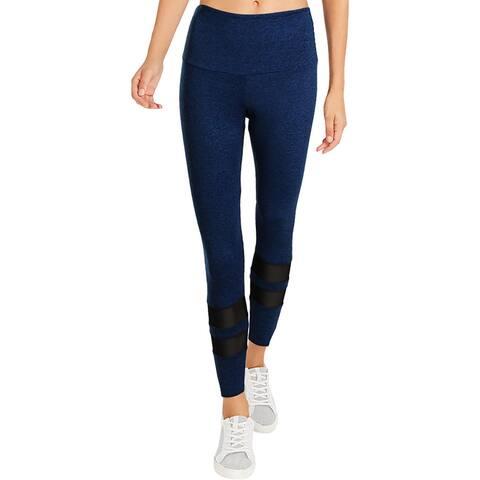 Onzie Womens 7/8 Racer Pant Yoga Legging Active Wear Fitness - Moob - S/M