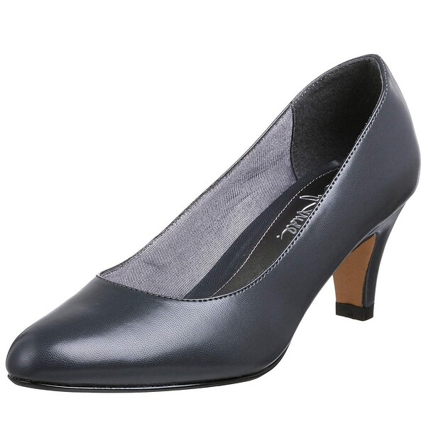 LifeStride Womens Sable Closed Toe Classic Pumps