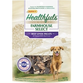 Ruffin' it 8Oz Farmhse Liver Treats