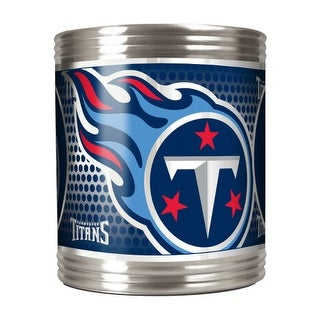 """""""Great American Products Tennessee Titans Can Holder Stainless Steel Can Holder"""""""