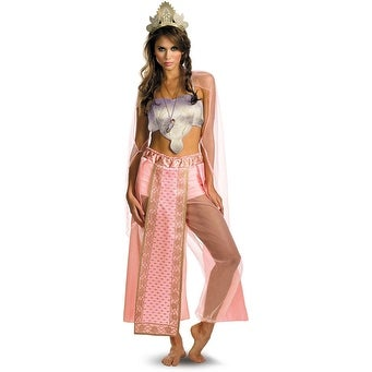 Disney Prince of Persia Sassy Tamina Adult Costume Size 12-14