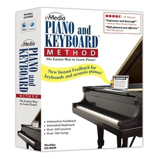 eMedia Piano and Keyboard Method Version 3 Software EK02103