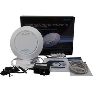 """Hawking Technology HW12ACM Hawking HW12ACM IEEE 802.11ac 1.17 Gbit/s Wireless Access Point - 2.40 GHz, 5 GHz - 4 x Antenna(s) -"
