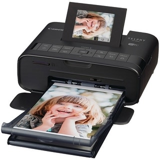 Canon 0599C001 Selphy(R) Cp1200 Mobile & Compact Printer (Black)