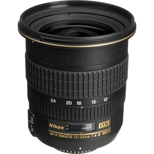 Nikon AF-S DX Zoom-NIKKOR 12-24mm f/4G IF-ED Lens (International Model)