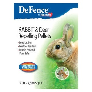 Havahart 5650 Defence Deer And Rabbit Repellent Pellets, 5 Lbs