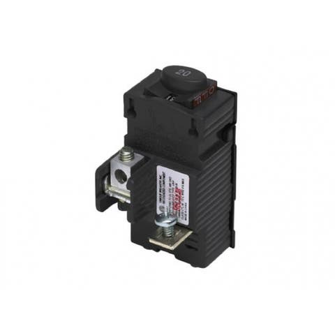 Connecticut Electric VPKUBIP120 Single Pole Circuit Breaker for Pushmatic, 20 Amp