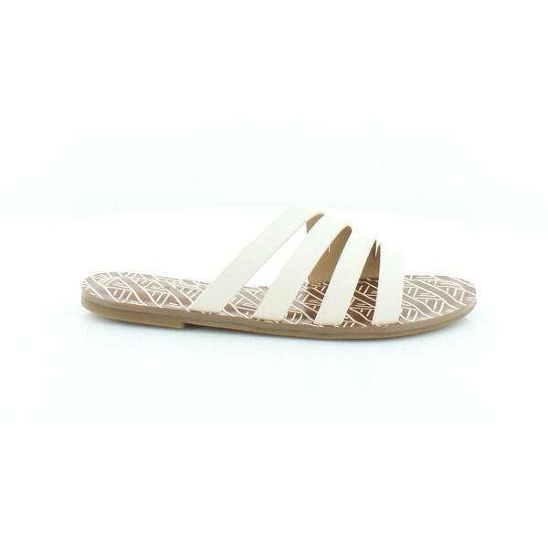 Lucky Brand Anika Women's Sandals & Flip Flops Sandshell Ivoti - 8