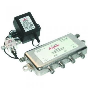 EAGLE ASPEN EASSHN24KITM Signal Combiner/amplified 4-way Splitter