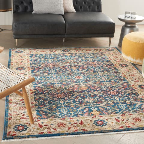 Nourison Revel Traditional Persian Floral Area Rug