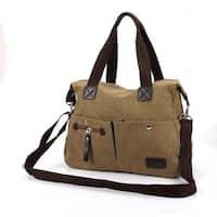 Women's Vintage Canvas handbag shoulder Messenger bag