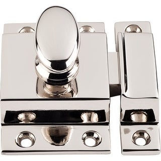 Top Knobs M1784 Additions Collection 2 Inch Polished Nickel Cabinet Latch