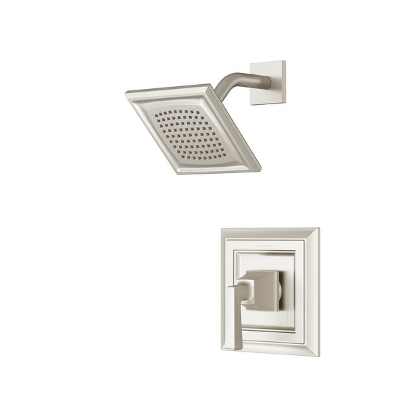 American Standard TU455.507 Town Square S Shower Only Trim Package with 1.8 GPM Single Function Shower Head