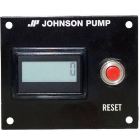 Bilge Pump Counter, 12-32 VDC