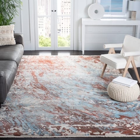 SAFAVIEH Vintage Persian Luta Modern Abstract Rug