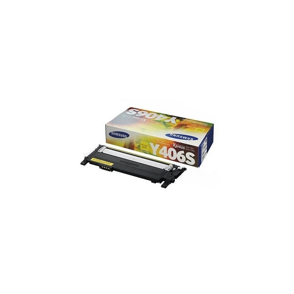 Samsung CLT-Y406S Yellow Toner Cartridge Toner Cartridge