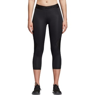 Link to Adidas Womens Athletic Leggings Fitness Yoga - Black Similar Items in Athletic Clothing