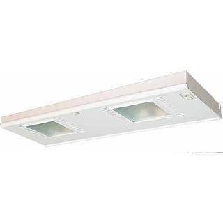 Volume Lighting V6002 2 Light Xenon Under Cabinet Light - White