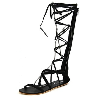 Matisse Atlas Open Toe Leather Gladiator Sandal