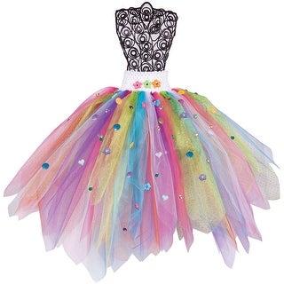 Inner Princess Dress It Up Kit-Rainbow Paradise