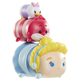 Disney Tsum Tsum 3 Pack: Daisy, Cheshire, Cinderella - multi