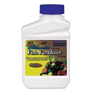 Bonide 081 Fish Emulsion Concentrate Plant Food