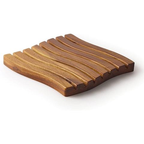Kamenstein Acacia Wood Trivet