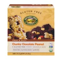 Nature's Path - Chocolate Peanut Granola Bar ( 6 - 6.2 oz bars)