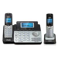 VTech DS6151 2-Line Expandable Phone with DS6101 Accessory Cordless Handset