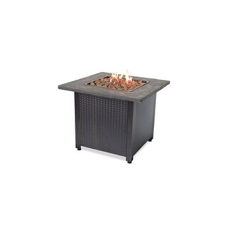 Blue Rhino Endless Summer Outdoor Fireplace LP Gas Firplace