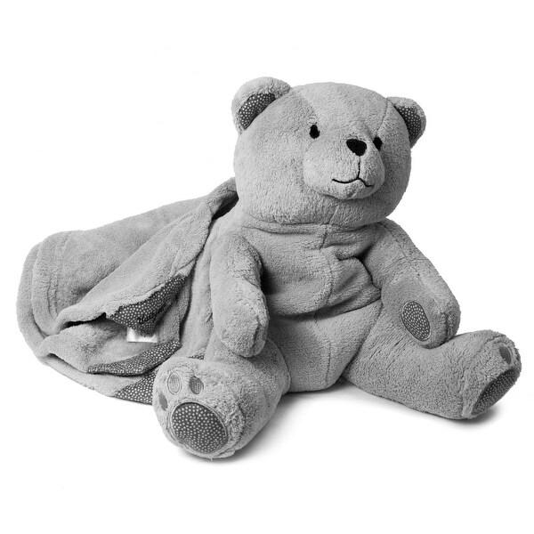 Thirty-One Blanket Buddy in Grey