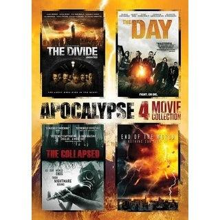 Apocalypse 4 Movie Collection - DVD