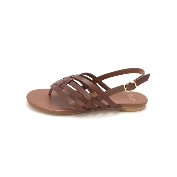 Cole Haan Womens 14A4088 Open Toe Casual Slingback Sandals - 6