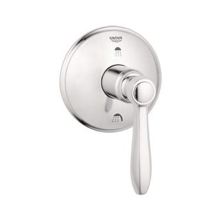 Grohe 19 318 Somerset 3-Port Diverter Valve Trim Only with Lever Handle